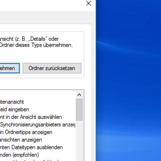 Erweiterungen bei bekannten Dateitypen in Windows einblenden