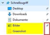 Schnellzugriff in Windows 10 mit und ohne Pin