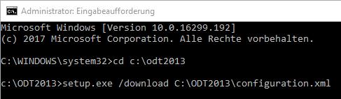 Syntax für den Dateidownload von Office 2013