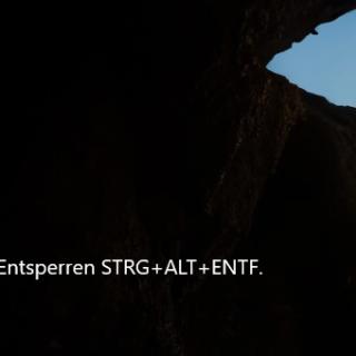 Windows 10: Sichere Anmeldung Strg+Alt+Entf aktivieren