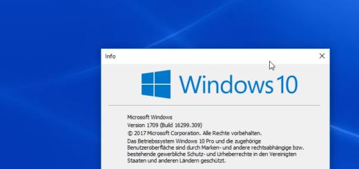 Welche Windows 10-Version habe ich installiert?