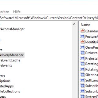 Windows 10: Automatische Installation von Apps aus dem Windows-Store deaktivieren
